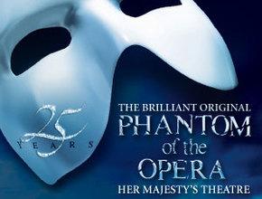 Small thumb phantom of the opera