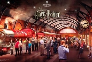 Warner Bros. Studio Tour London – The Making of Harry Potter (10.15 dep.)