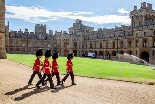 Windsor Castle, Stonehenge and Bath