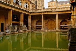 Thumb thumb thumb roman baths bath