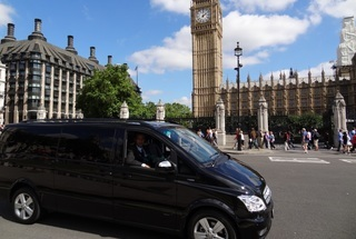 Discover London by Private Mercedes Car - Half day