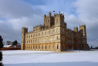 Thumb highclere castle snow