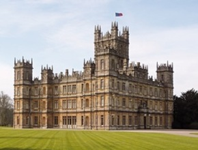 Highclere Castle: As seen in the Downton Abbey TV series