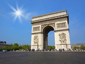 Paris Special - from £155! With escort onboard Eurostar to assist you