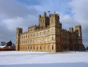 Christmas Ball at Downton Abbey