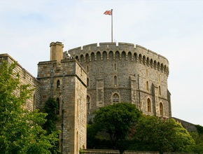 Windsor Castle with Fish Chip Lunch in London
