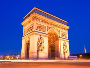 Explore Paris - 3 day break with lunch on the Eiffel tower