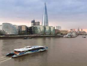 Private Guided Afternoon Champagne Tea Cruise tour on the River Thames