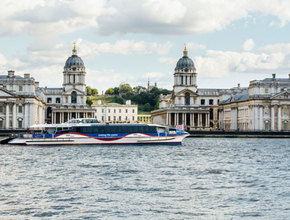 Private Guided Afternoon Cruise tour on the River Thames
