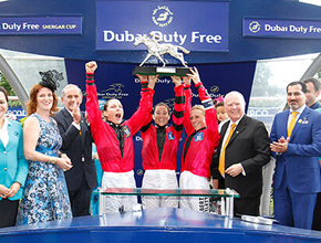 Dubai Duty Free Shergar Cup at Royal Ascot with return coach (12th August 2017)