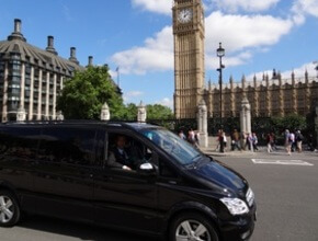 London Private Car tour (includes Thames Cruise)