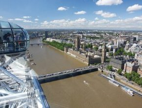 Total London full day tour with the London Eye