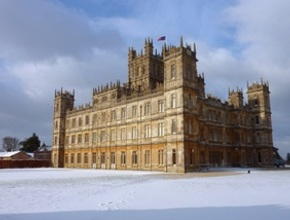 Christmas Ball at Downton Abbey with One Night Stay at Carnavon Arms (Saturday 15th December 2018)