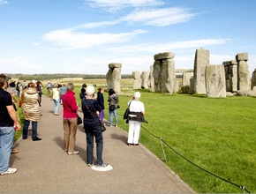 Small group personal tour – Windsor, Stonehenge and Bath