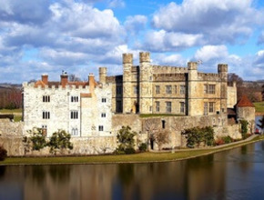 Leeds Castle, Canterbury, Dover & Greenwich - includes private viewing of Leeds Castle.
